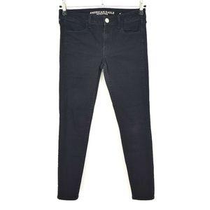 American Eagle Super Stretch Jeggings Skinny Jeans